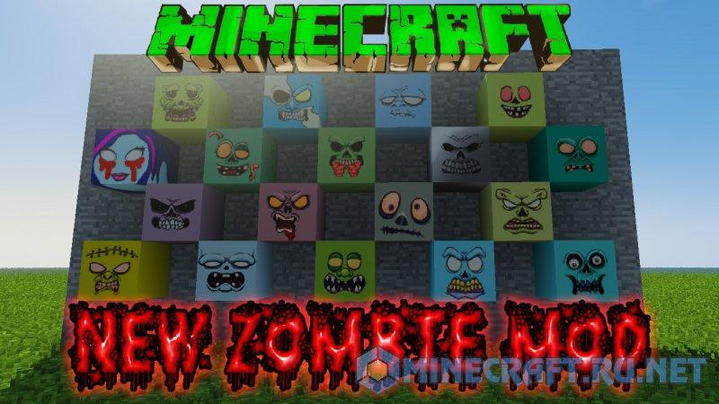 Minecraft New Zombie