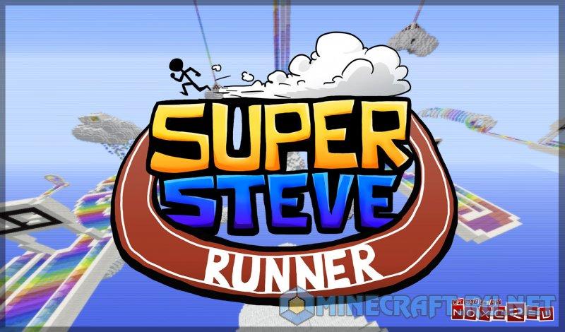 Minecraft Super Steve Runner