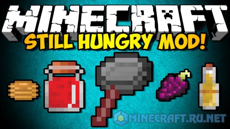 Minecraft Still Hungry