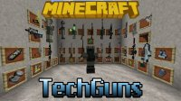 TechGuns - Mods