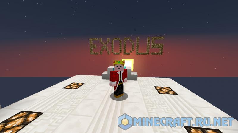 Minecraft EXODUS I