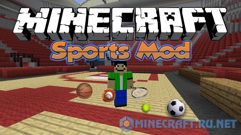 Minecraft Sports Mod