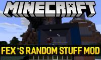 Fex's Random Stuff Mod - Mods