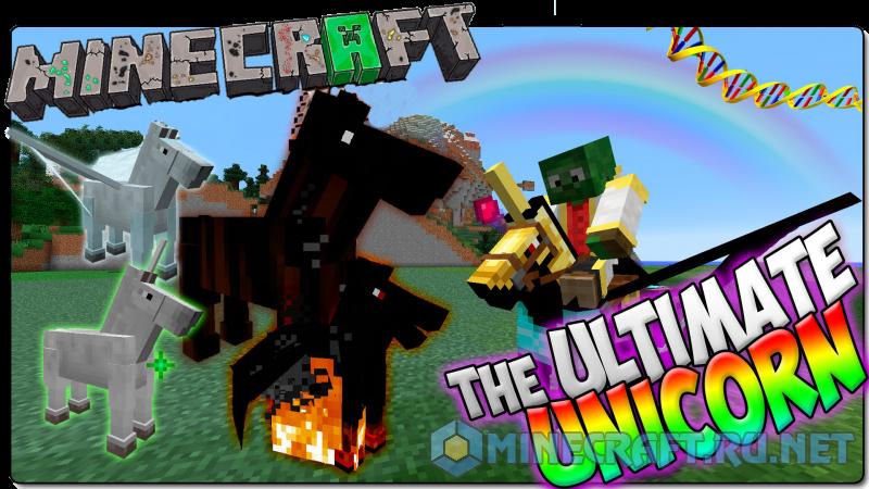 Minecraft Ultimate Unicorn