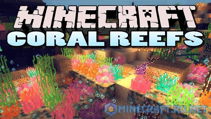 Minecraft Coral Reef