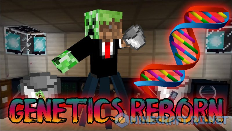 Minecraft Genetics Reborn