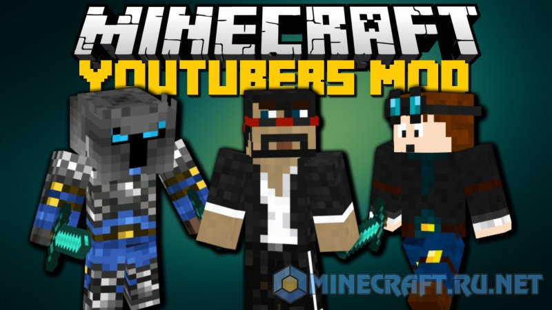 Minecraft Youtubers+
