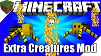 Extra Creatures - Mods