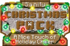 Minecraft Alvoria's Sanity - Christmas Add-on Pack