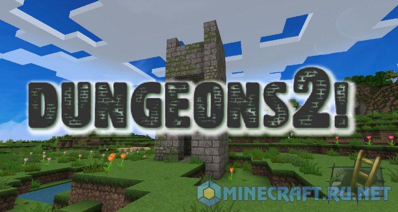 Minecraft Dungeons2!