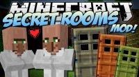 Secret Rooms - Mods