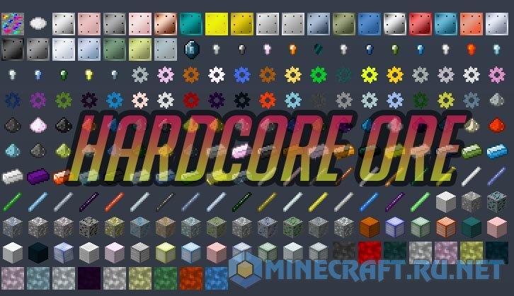 Minecraft Hardcore ORE