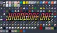 Hardcore ORE - Mods