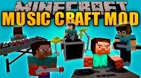 MusicCraft - Mods