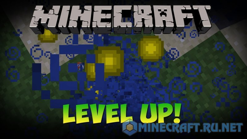 Minecraft Level Up