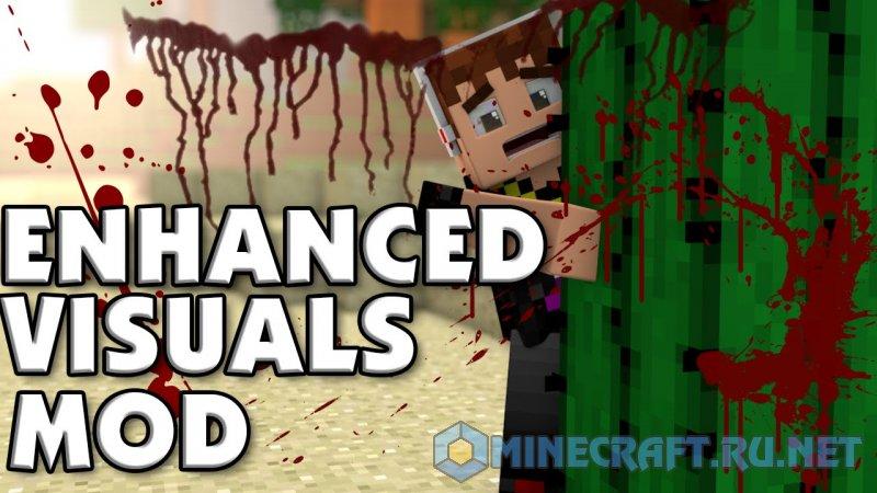 Minecraft Enhanced Visuals