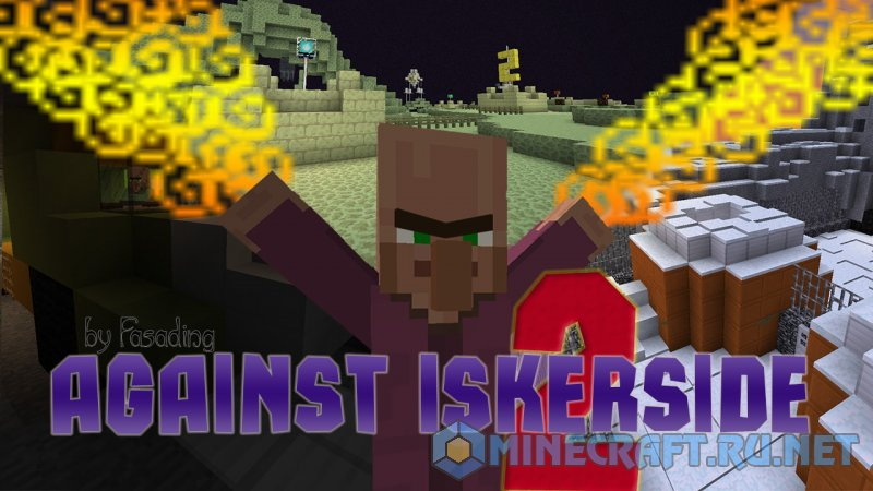 Minecraft Against Iskerside 2