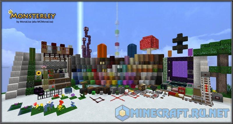 Minecraft Monsterley