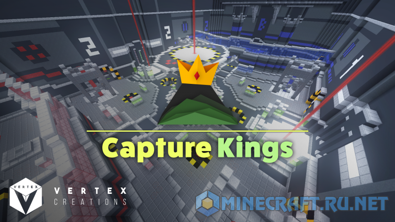Minecraft Capture Kings