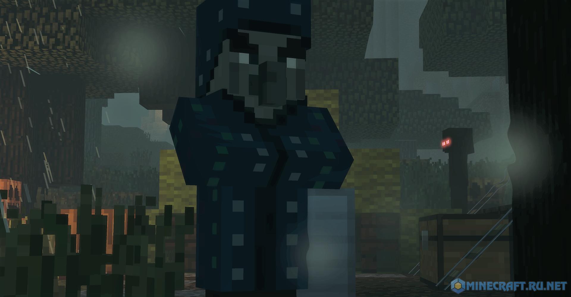 Aquatic Disaster (Halloween Update) 1.13.1 › Maps › MC ...